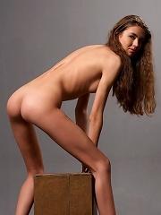 Alya Brown Pantyhose