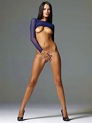 Nicole Blue Dress